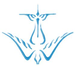 Drawing of Holy Spirit new Dawn Logo